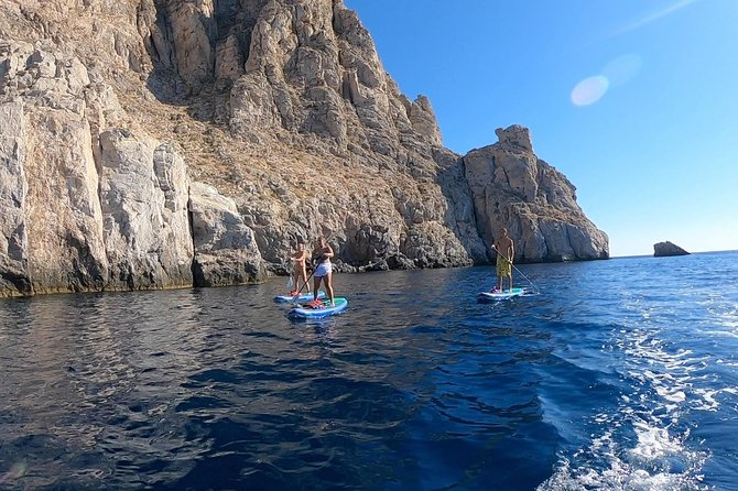 Santorini:Stand-Up Paddle and Snorkel Adventure photo 9
