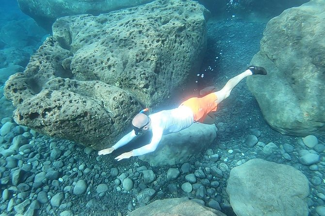 Santorini:Stand-Up Paddle and Snorkel Adventure photo 10