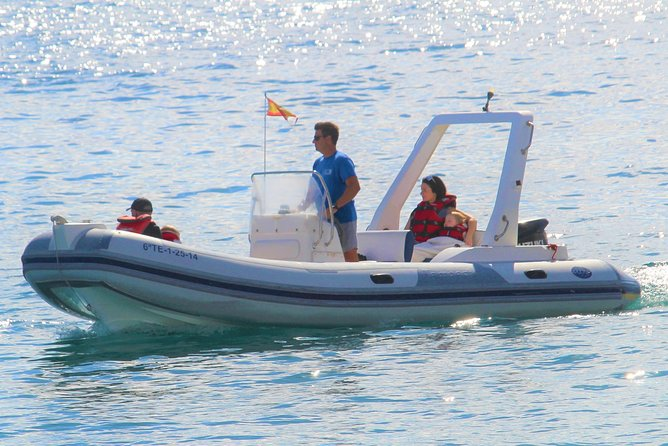 Private Boat Trip for 7 persons max