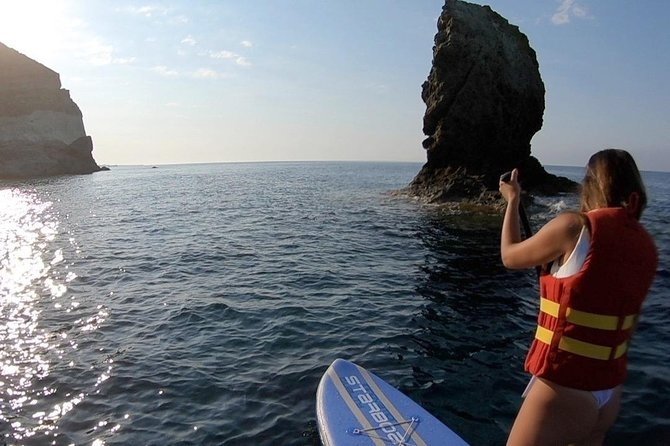 Santorini:Stand-Up Paddle and Snorkel Adventure photo 17