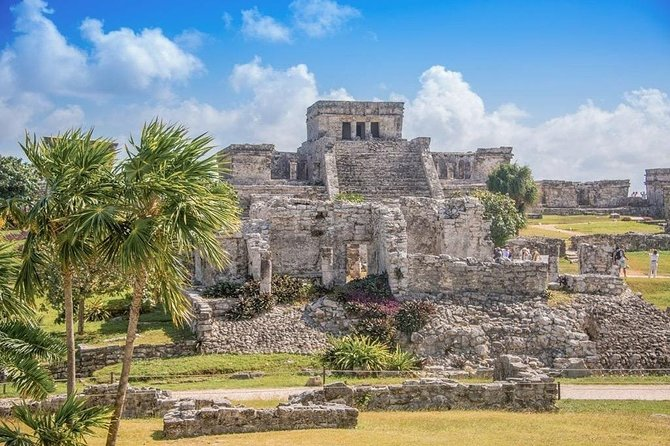 Tulum , Coba , cenote and playa del Carmen with buffet
