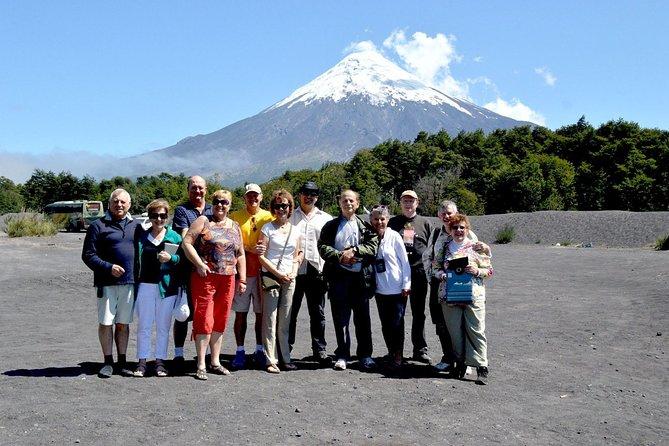Excursão para as Cachoeiras de Frutillar, Puerto Varas e Petrohué saindo de Puerto Montt