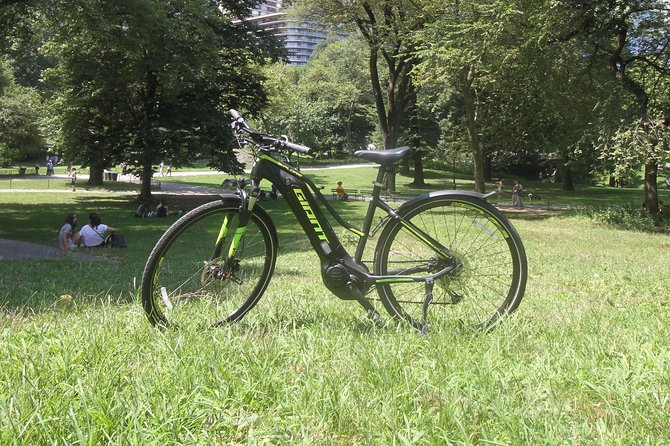 Central Park NYC E-Bike Rental