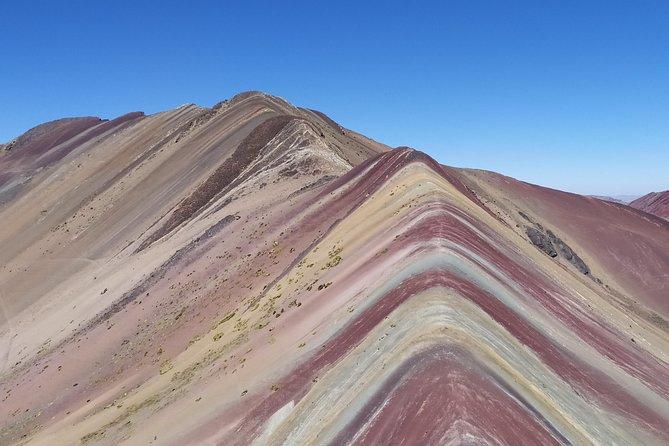 Excursión de 1 día a la montaña Arcoíris de Cuzco en Perú