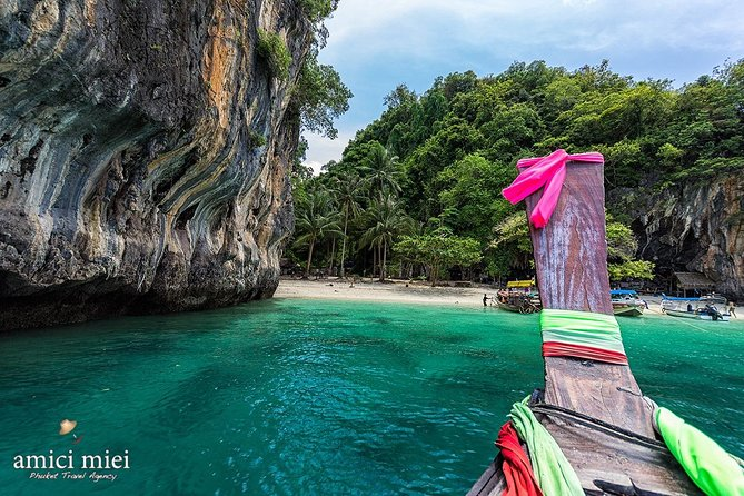 Krabi: four Islands tour
