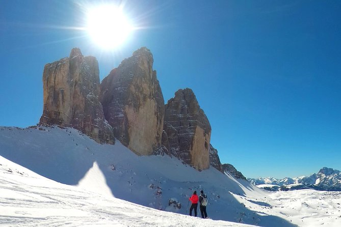 Dolomites Snowshoe Tour - One day private excursion nearby San Candido