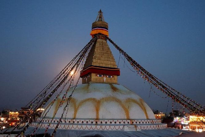 Full Day Cultural Tour of UNESCO World Heritage Sites in Kathmandu Nepal