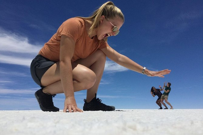 Salt Flats, Colored Lagoons And Tupiza_private