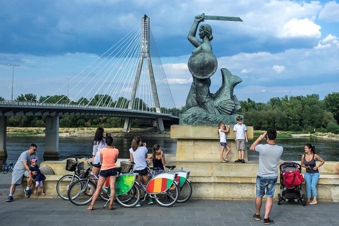 Warsaw Bicycle Tour - Your own bike