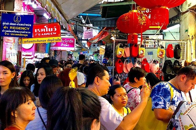 Bangkok's Amazing China Town Private Tour photo 6