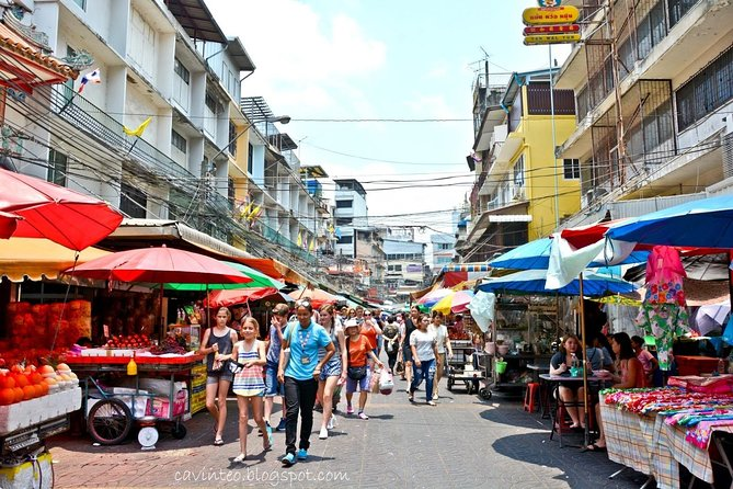 Bangkok's Amazing China Town Private Tour photo 8