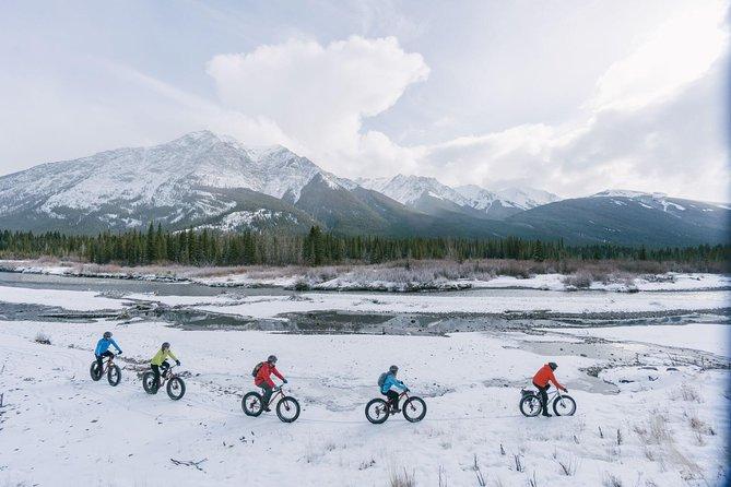 Fatbike Frozen Waterfall Tour