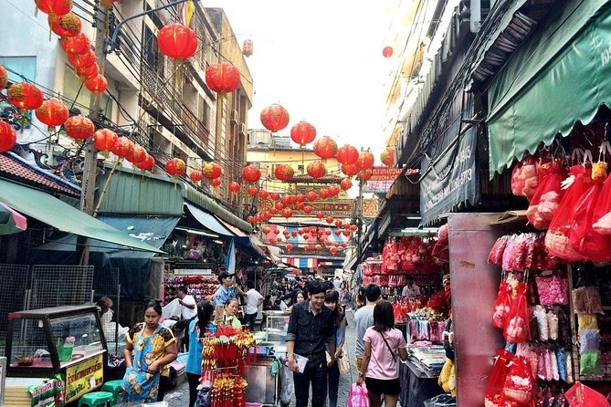 Bangkok's Amazing China Town Private Tour photo 1