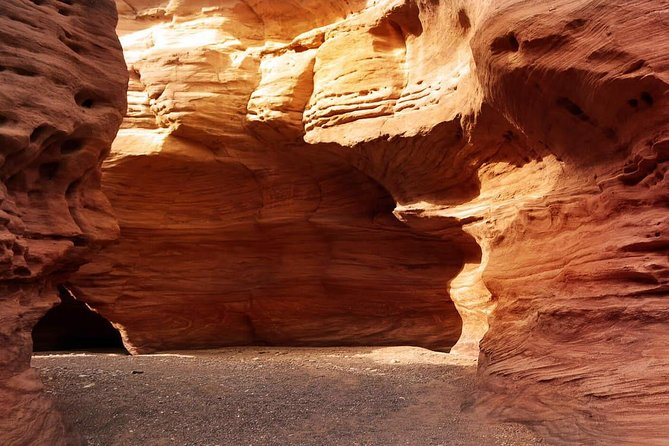 Red Canyon, Desert Agriculture, and Kibbutz Life tour from Eilat