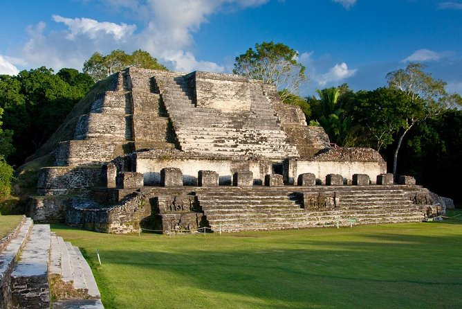 Altun Ha, Monkey Sanctuary and Rum Factory Tour from Belize City