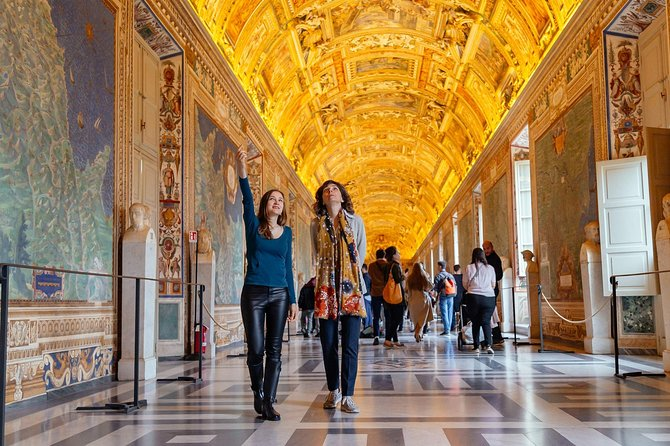 Private Complete Vatican Tour: Highlights & Must-Sees with a Local