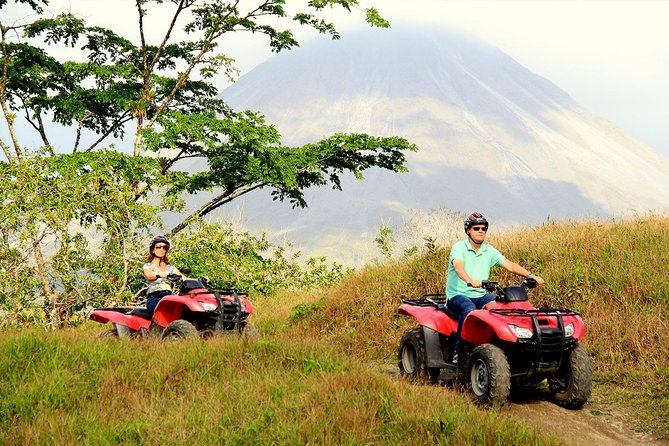 ATV Single + Venado Caves – from Arenal
