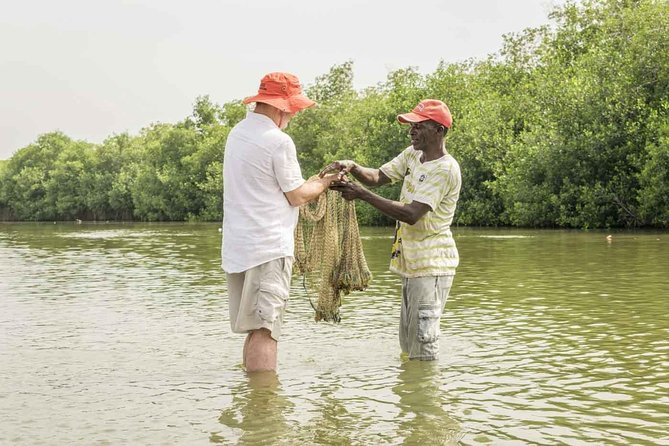 Cartagena Mangrove Private Tour - Includes artisanal fishing classes