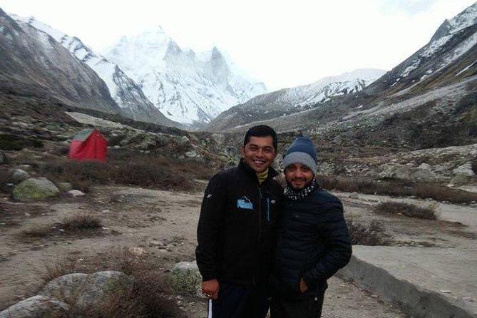 Gaumukh Tapovan Trails
