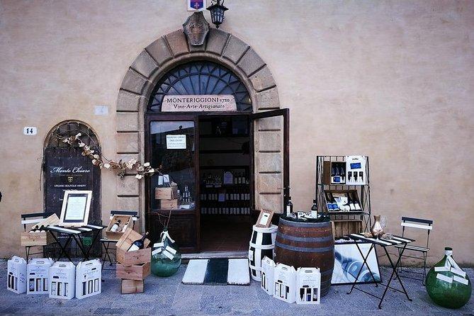 Monteriggioni CHIANTI DISCOVERY TASTING