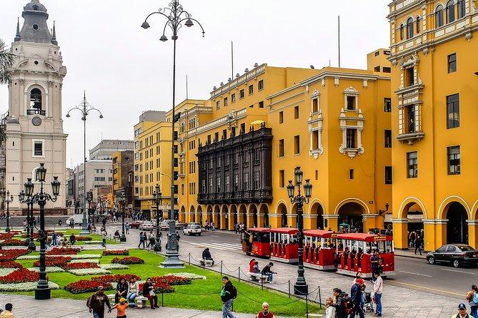 Lima City Tour - Private Tour Half Day