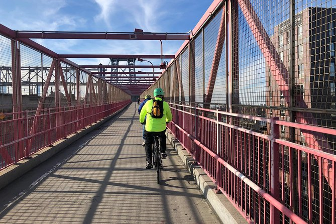Williamsburg Bridge Bike Rental
