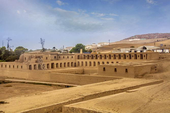 Pachacamac tour from Lima - Private Tour Half Day