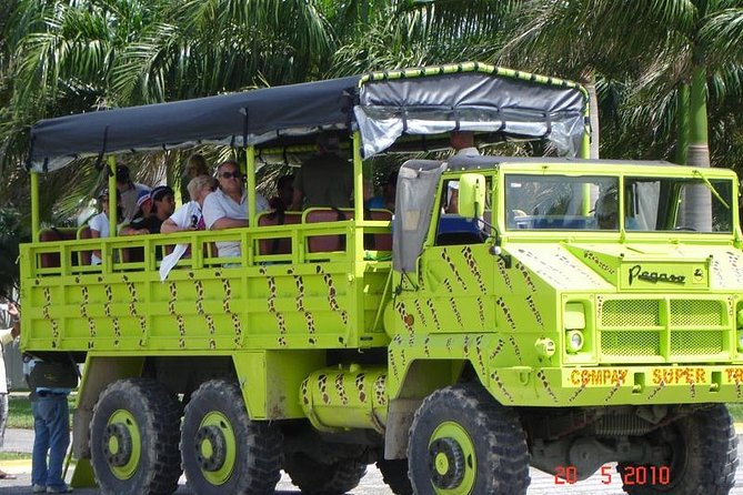 Punta Cana: Monster Truck Cultural Experience with Lunch photo 1