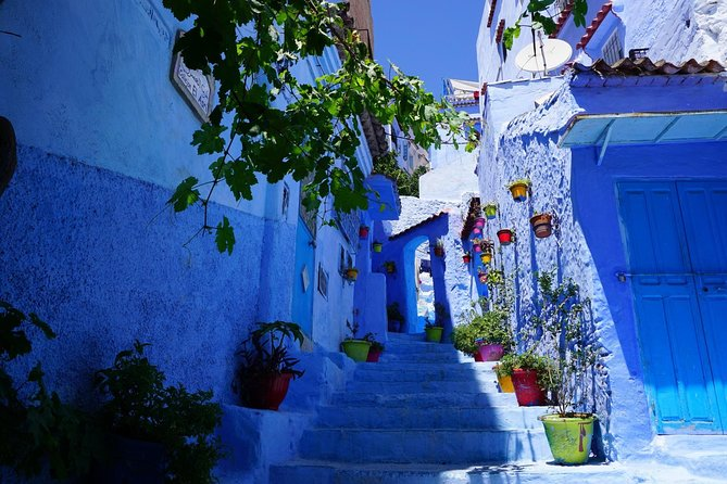 Full Day Chefchaouen & Akchour Waterfalls From Tetouan photo 3