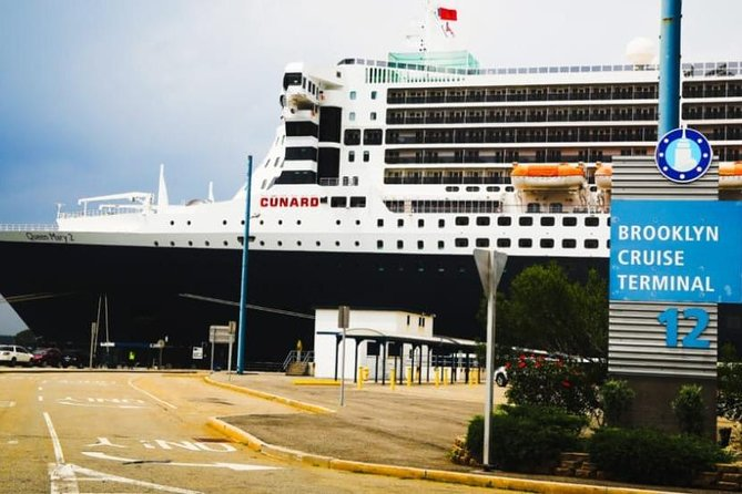 Private Transfer from Brooklyn Port Cruises Terminal to Hotels in Manhattan