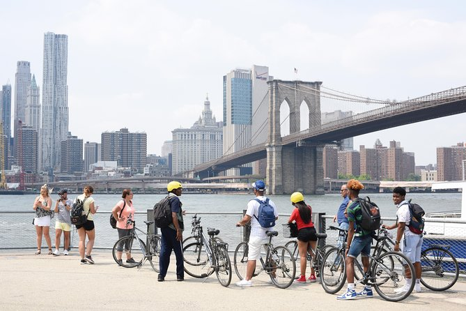 Guided Bicycle Tour of The Brooklyn Bridge
