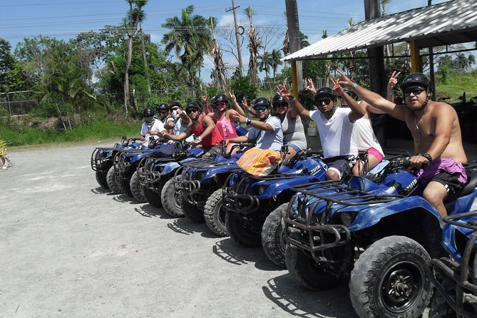 Punta Cana: ATV Adventure Jungle and Beach Ride