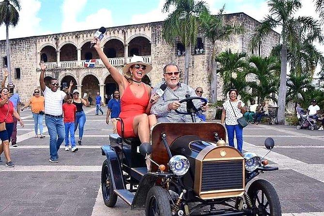 De Punta Cana à Ilha de Saona Excursão / City Tours Santo Domingo