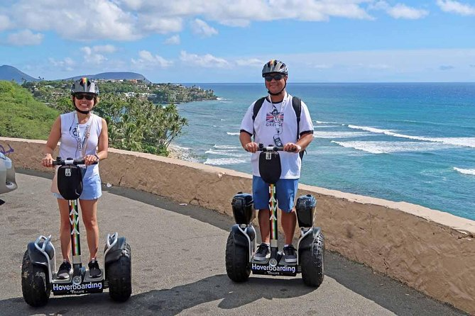 Waikiki and Diamond Head Hoverboard Tour