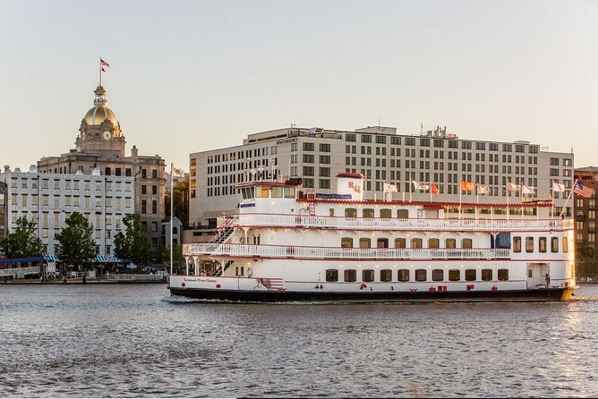 Savannah Riverboat Gospel Music Dinner Cruise
