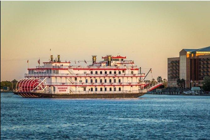Savannah Riverboat Dinner Cruise