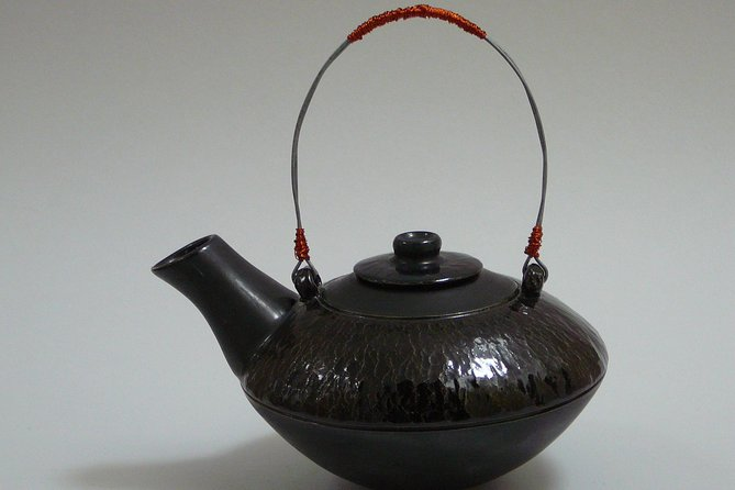 Make Your Own Teapot Pottery Class