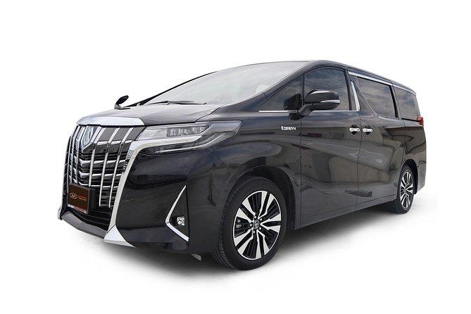 Toyota Alphard one way BKK to Cha Am / Hua Hin