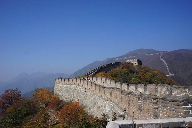 PEK or Daxing Airport Layover Transfer to Mutianyu Great Wall by Private Driver