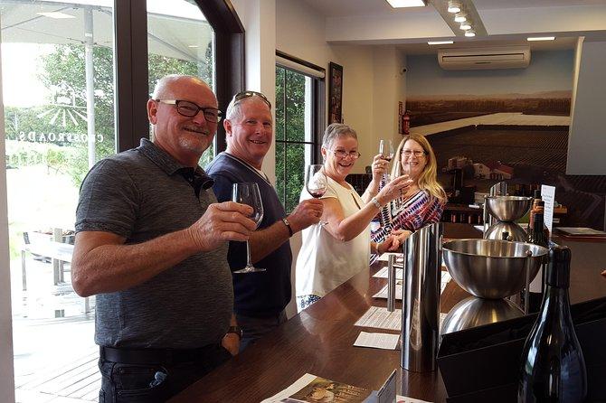 Taster Tour - Beer, Wine & Cider Options