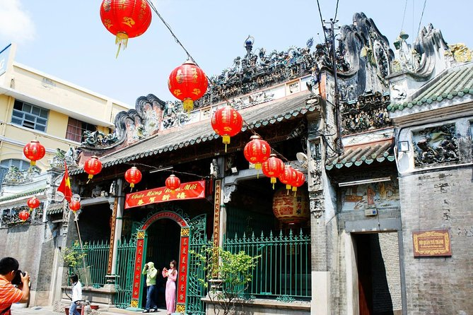 Shore Excursion: DISCOVER CHINA TOWN BY CYCLO from SAI GON PORT