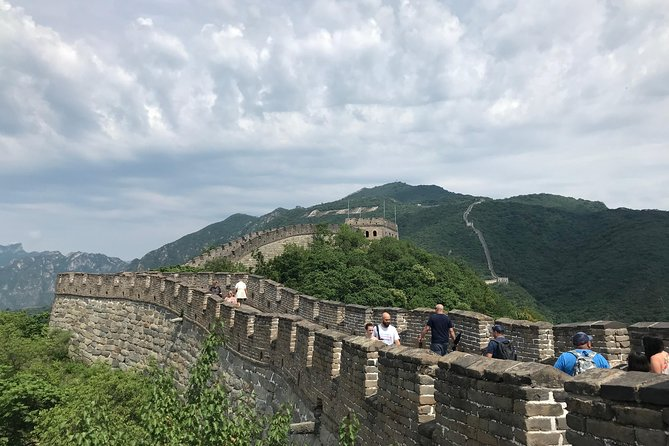 Mutianyu Great Wall Day Trip with Private English Speaking Driver Service
