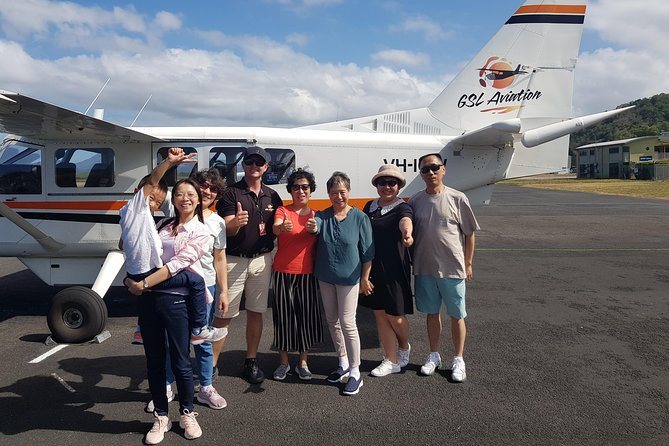 GSL Aviation - Group Bookings