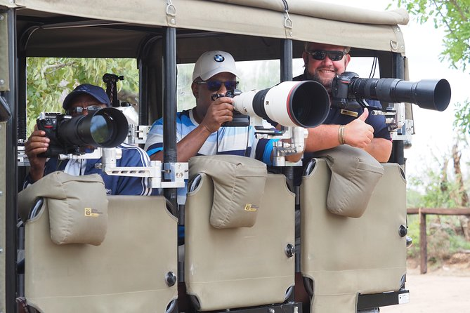 1 Day Photographic Wildlife Safari from Hazyview to Kruger Park