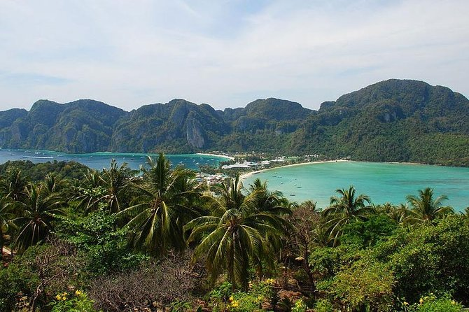 One Day Phi Phi Islands Tour By Big Boat From Phuket