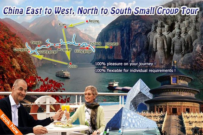 [12 DAYS] China Tour 2020 West to East, North to South - All Inclusive TOP 1