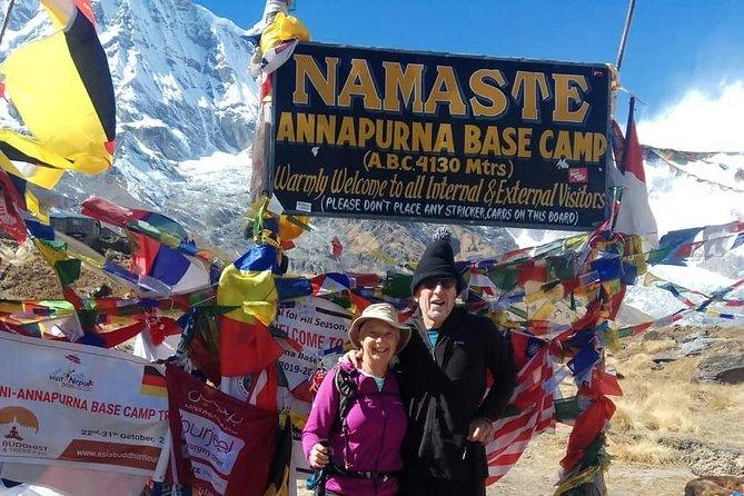 Annapurna Base Camp Trek - 9 day