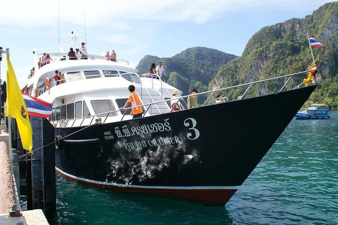 One Day Phi Phi Islands Tour By Big Boat From Phuket photo 19