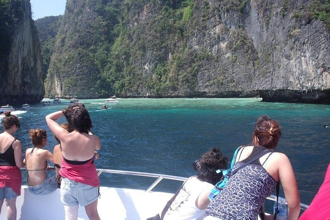 One Day Phi Phi Islands Tour By Big Boat From Phuket photo 20