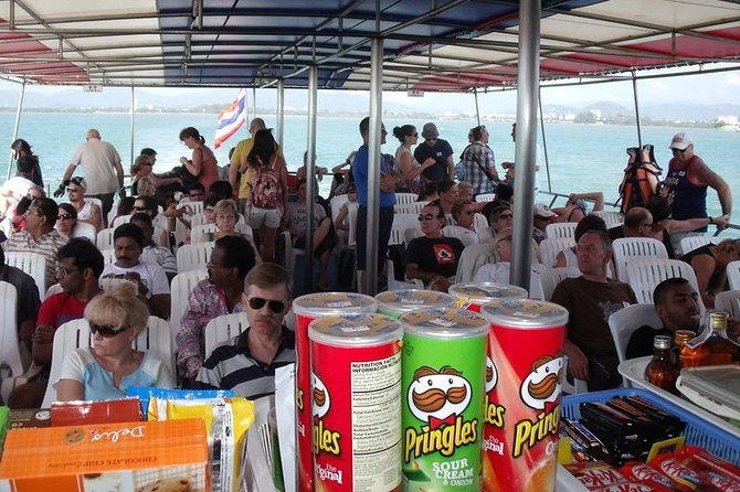 One Day Phi Phi Islands Tour By Big Boat From Phuket photo 9